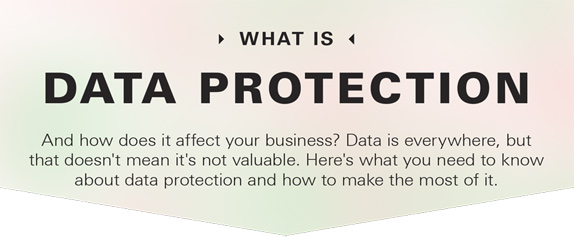 What is data protection
